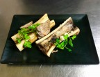 Photo Les deux gouttières : Os à moelle et croûte de fleur de sel - La Salle à Manger