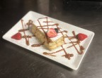 Photo Millefeuille à la vanille, caramel au beurre salé - La Salle à Manger